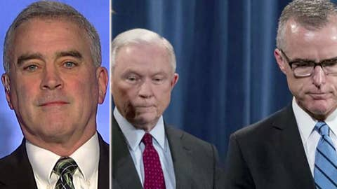 Rep. Wenstrup on Sessions' decision to fire McCabe