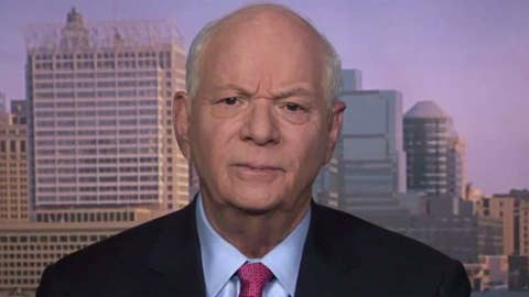 Cardin: Firing of McCabe looks vindictive, political