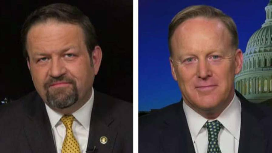 Trump's choice for CIA director, Gina Haspel, faces attacks from Democrats and the media; Dr. Sebastian Gorka and Sean Spicer react on 'Hannity.'