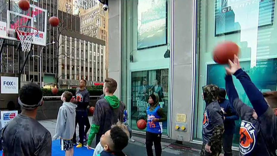 March Madness: NYC Basketball Kids & Premier Basketball NY