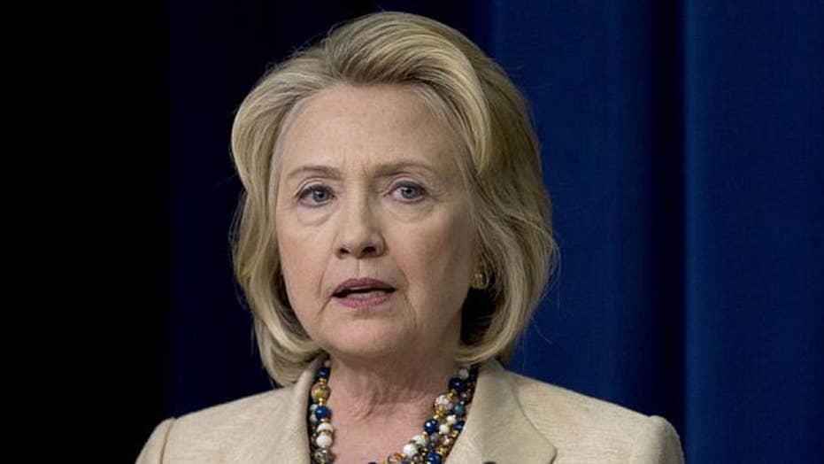 Democrats and Republicans slam Clinton over election remarks