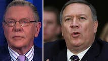 Pompeo has been chosen to potentially serve as secretary of state because Trump wants people who are on his agenda, says Fox News analyst Gen. Jack Keane.
