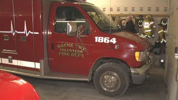 Former Indiana volunteer firefighter Norman Burgess is accused of stealing thousands of dollars from the fire department.