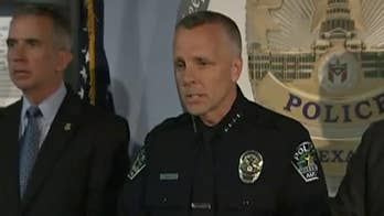 Austin Police Department raises reward for information leading to the capture of a suspect in bombing case to $100,000.