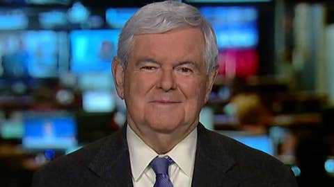 Gingrich: Important to have faith in the rule of law