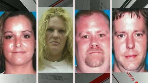 Four suspects charged with fraud in Wounded Warrior scam