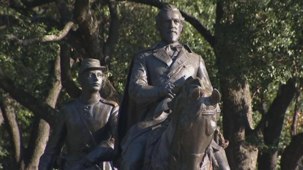 Which Confederate statues were removed? A running list
