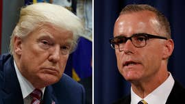 "President Trump ""constantly brought up"" former FBI Deputy Director Andrew McCabe's wife and her failed Democratic bid for office during their conversations, Fox News has learned."
