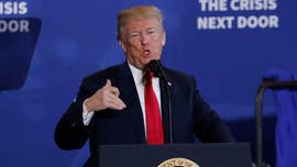 Speaking from one of the states hardest hit by the opioid epidemic, President Trump on Monday laid out a battle plan that calls for harsher sentences - and even the death penalty - for traffickers.