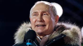 Russian President Vladimir Putin bask in landslide election win; reaction from retired Army Lt. Col. Daniel Davis.