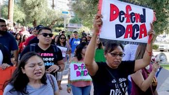 White House, Dems restart negotiations over DACA, funding border wall
