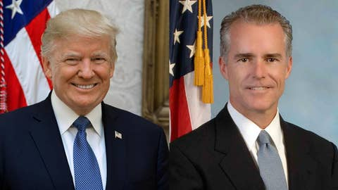 TIMELINE: Donald Trump and Andrew McCabe's troubled relationship