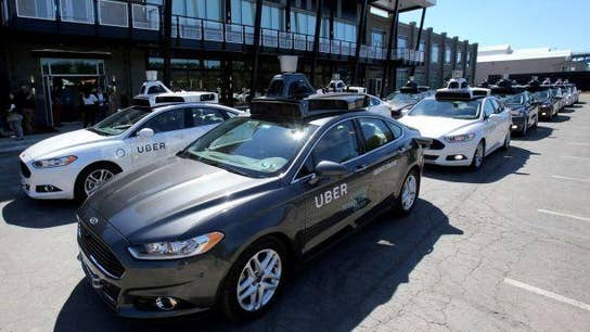 Uber and other self-driving car crashes