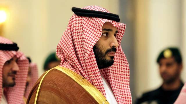 Who is Saudi Crown Prince Mohammed bin Salman?