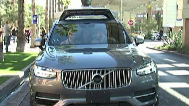 Arizona police: Self-driving Uber strikes, kills pedestrian
