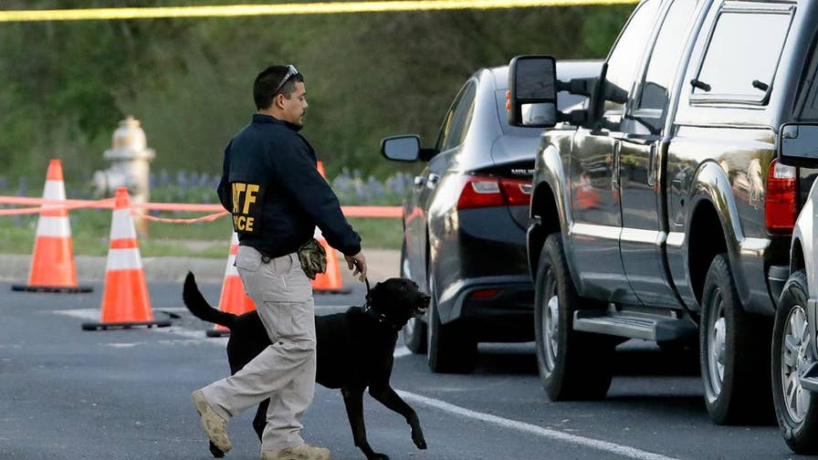 Security expert Aaron Cohen provides insight on the serial explosions in Texas and discusses comparisons to the hunt for the Unabomber.