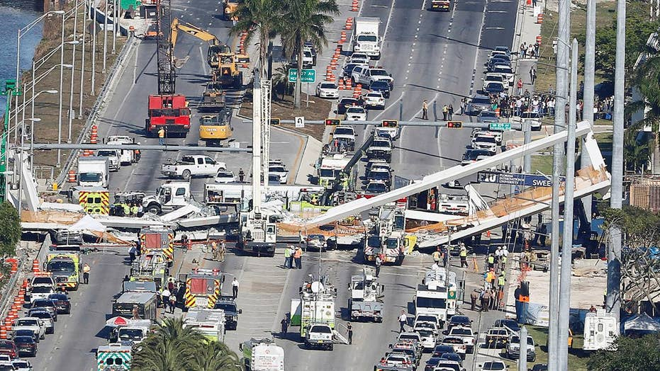 First civil suit to be filed in deadly Miami bridge collapse