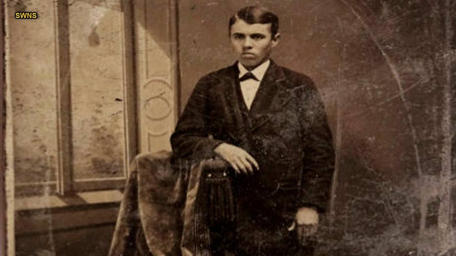eBay shopper buys photo of outlaw Jesse James that could sell for millions