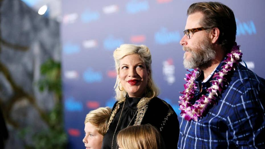 Tori Spelling: From daddy's girl to struggling reality star