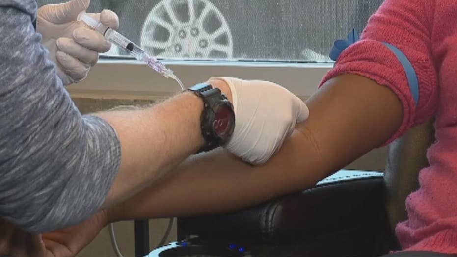 IV therapy clinics gain popularity across the country