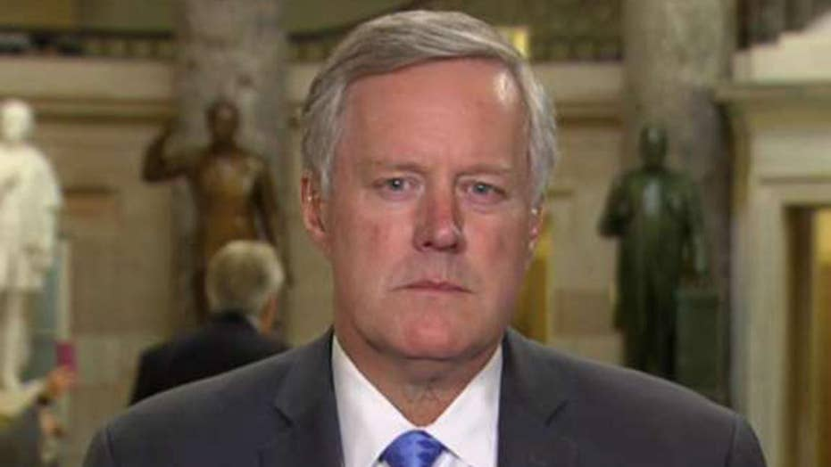 Meadows on 'troubling' new poll for GOP ahead of midterms