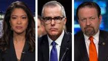 Comey deputy McCabe fired for lacking candor; Michelle Malkin, host of 'Michelle Malkin Investigates,' and Sebastian Gorka, Fox News national security strategist and former deputy assistant to the president, react on 'Hannity.'
