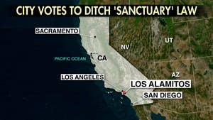 Los Alamitos council votes 4-1 to opt out of sanctuary law.