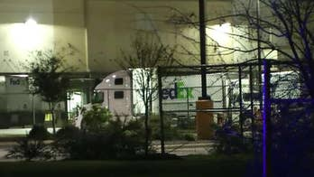 Device explodes in FedEx facility. Buck Sexton provides insight into the fifth explosion.