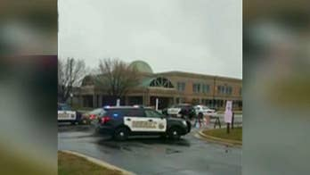 FBI, ATF responding to shooting at Great Mills High School in Maryland.