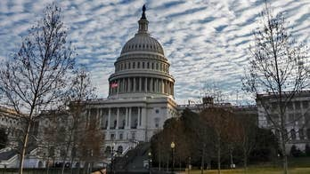Friday deadline looms to pass massive spending bill. Mike Emanuel reports from Capitol Hill.
