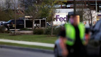 The blast inside a FedEx warehouse was the fifth in central Texas this month; legal insight from Bob Bianchi, criminal defense attorney, and Mercedes Colwin, criminal defense attorney and Fox News legal analyst.