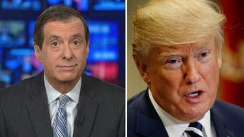 'MediaBuzz' host Howard Kurtz weighs in on the increase in media stories calling for Trump's impeachment despite any evidence to suggest he could or should be impeached.