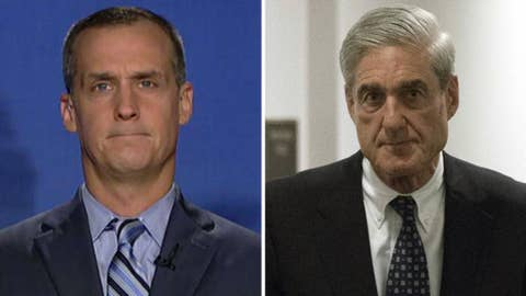 Lewandowski urges Mueller to end investigation