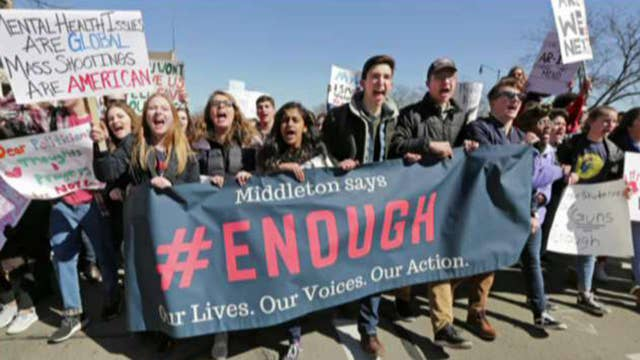 The truth behind the 'student-led' March for our Lives