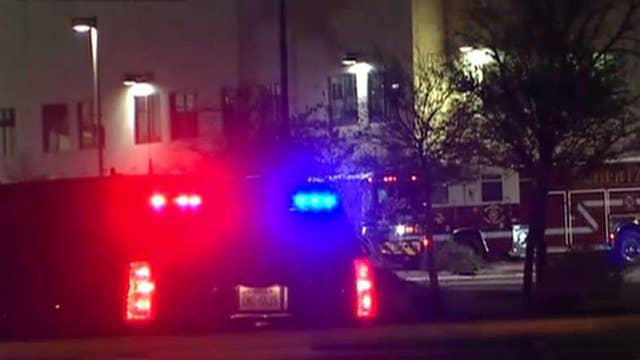 Fifth explosion rocks Texas at FedEx Facility