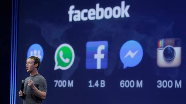 Facebook criticized over how it protects user data