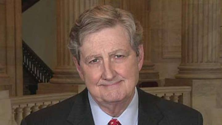 Sen. Kennedy: It's embarrassing we don't have a budget