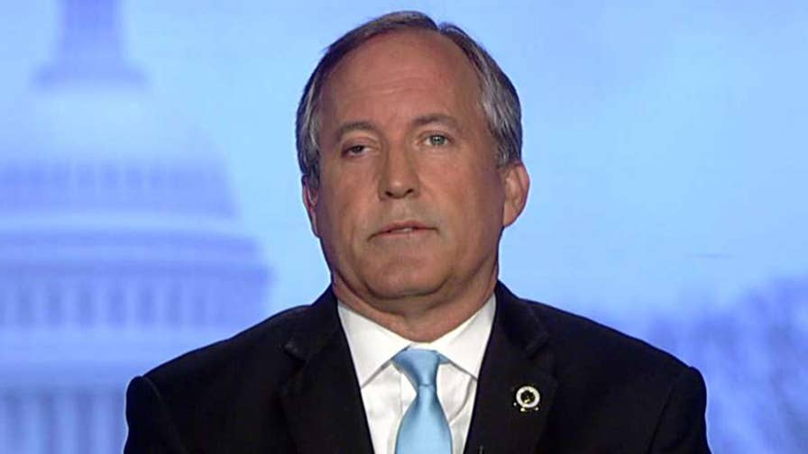 Texas Attorney General Ken Paxton weighs in on a string of explosions in central Texas, remains confident the suspect will be caught.