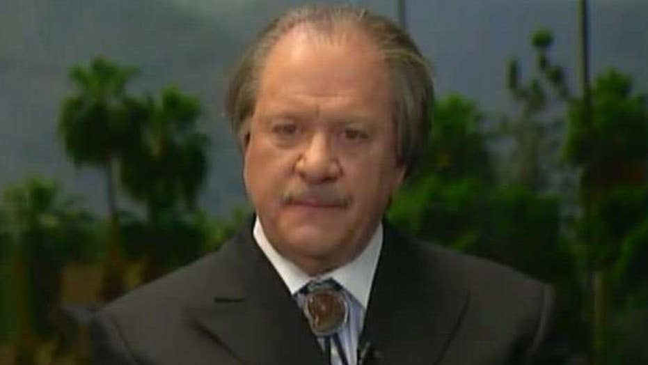 Washington lawyer Joe diGenova joins Trump legal team