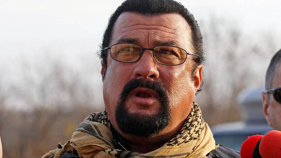 Steven Seagal hit with sexual assault accusations