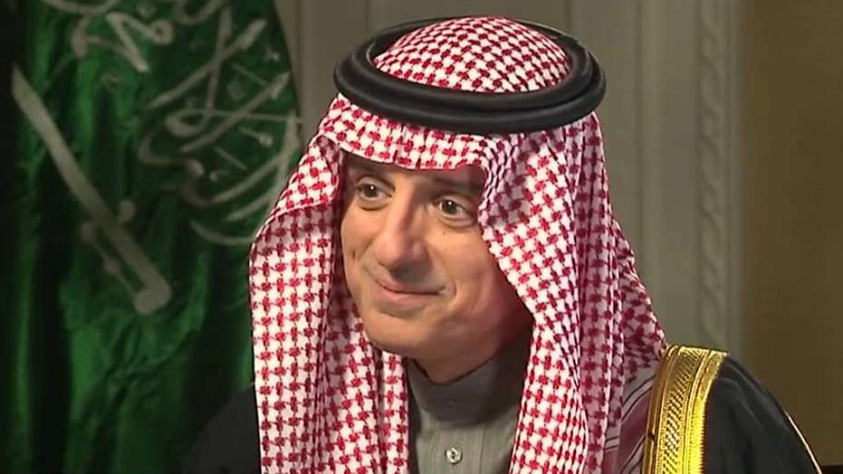 Saudi foreign minister on US relations, conflict in Yemen