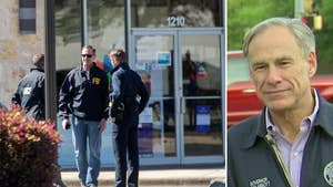 On 'Fox & Friends,' Texas governor says everyone needs to remain vigilant despite bombing suspect's death.