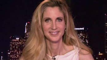 Ann Coulter on survey showing college students caring more about diversity than free speech and supermarket retailer Kroger deciding to stop selling magazines that feature assault weapons in their pages. #Tucker