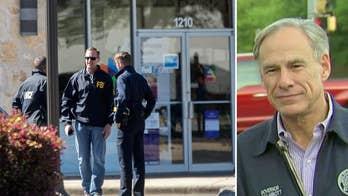 On 'Fox & Friends,' Texas governor says everyone needs to remain vigilant despite bombing suspect's death.