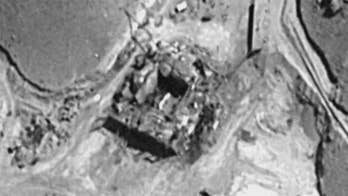 Raw video: Israeli military acknowledged carrying out an airstrike on suspected nuclear reactor in Syria in 2007.