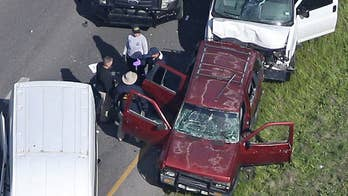 Austin bombing suspect killed himself as police closed in.