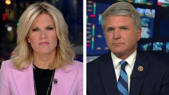 Homeland Security Chairman Congressman Mike McCaul represents Texas's 10th congressional district, which includes the city of Austin. He joins Martha with the latest from Austin, Texas on 'The Story.'