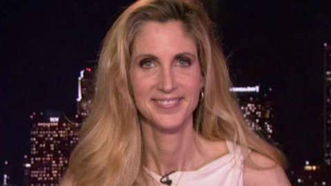 Coulter: Attacks on free speech part of immigration problem