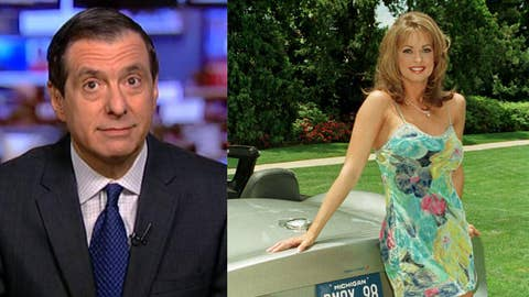Kurtz: Behind Karen McDougal's Suit Against Tabloid Firm