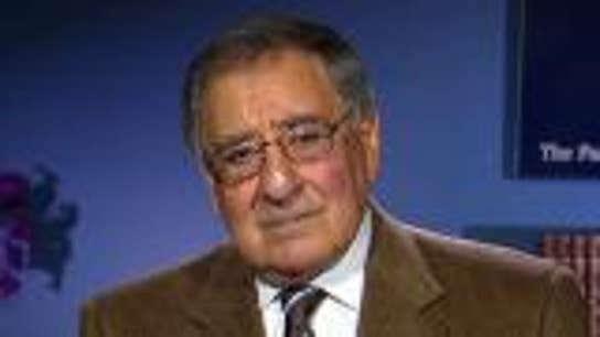 Leon Panetta on dealing with Putin, White House leaks